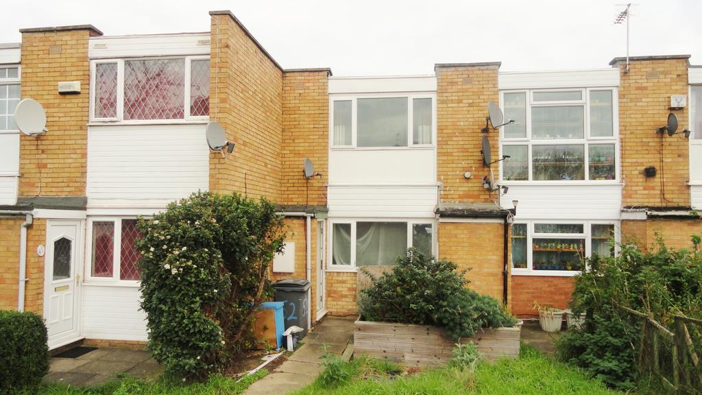 2 Bedrooms Terraced House for sale in Campion Walk, Leicester LE4