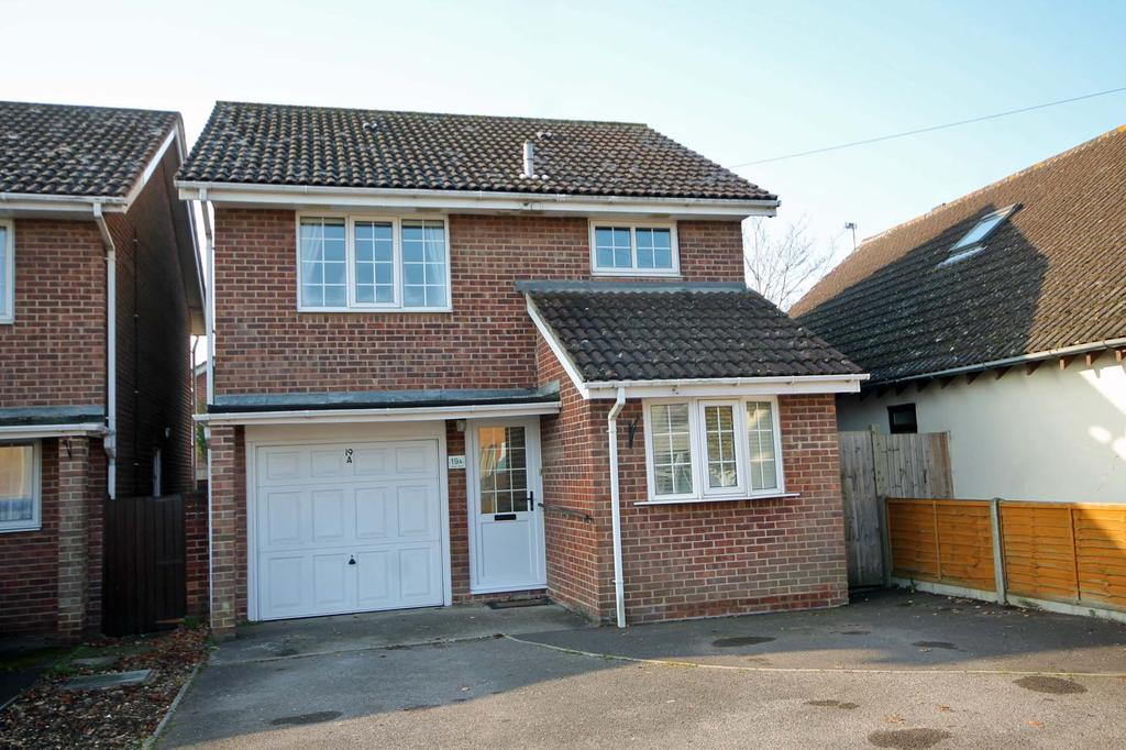 3 Bedrooms Detached House for sale in Botley Road, Park Gate SO31
