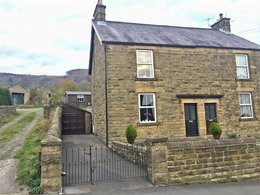 2 Bedrooms Semi Detached House for sale in 2 The Thorn, Main Road, Eyam, Hope Valley, Derbyshire, S32