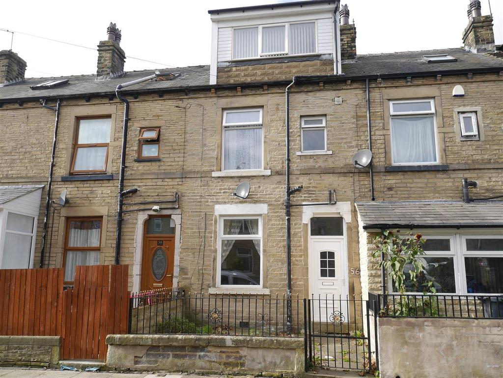 4 Bedrooms Terraced House for sale in Sandford Road, Bradford