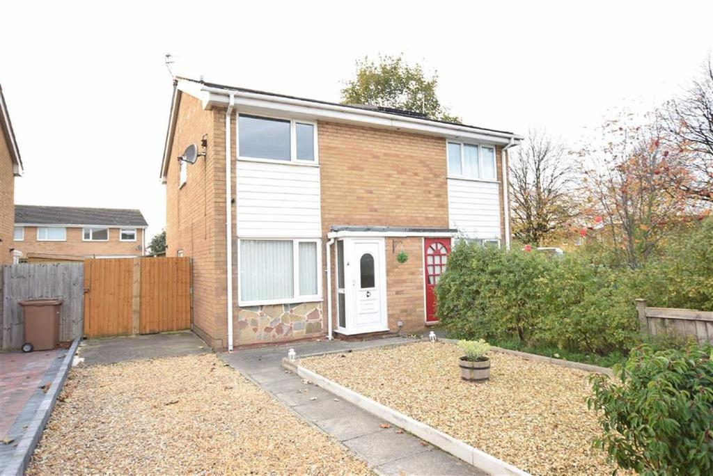 2 Bedrooms Semi Detached House for sale in Saughall Road, CH46