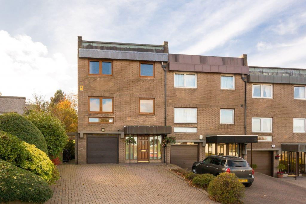 4 Bedrooms Town House for sale in 48a Craigleith Crescent, Ravelston, Edinburgh, EH4 3LB