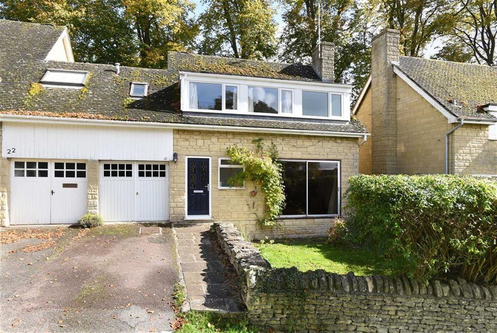 4 Bedrooms Semi Detached House for sale in The Slade, Charlbury, Oxfordshire