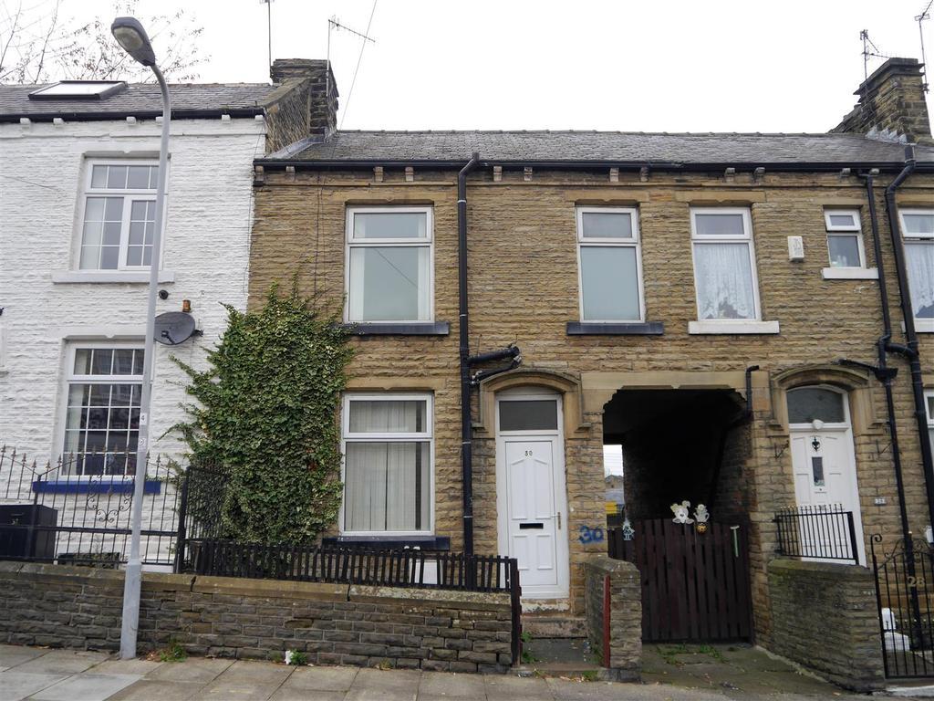 2 Bedrooms House for sale in Cranbrook Street, Marshfields, Bradford, BD5 8BD