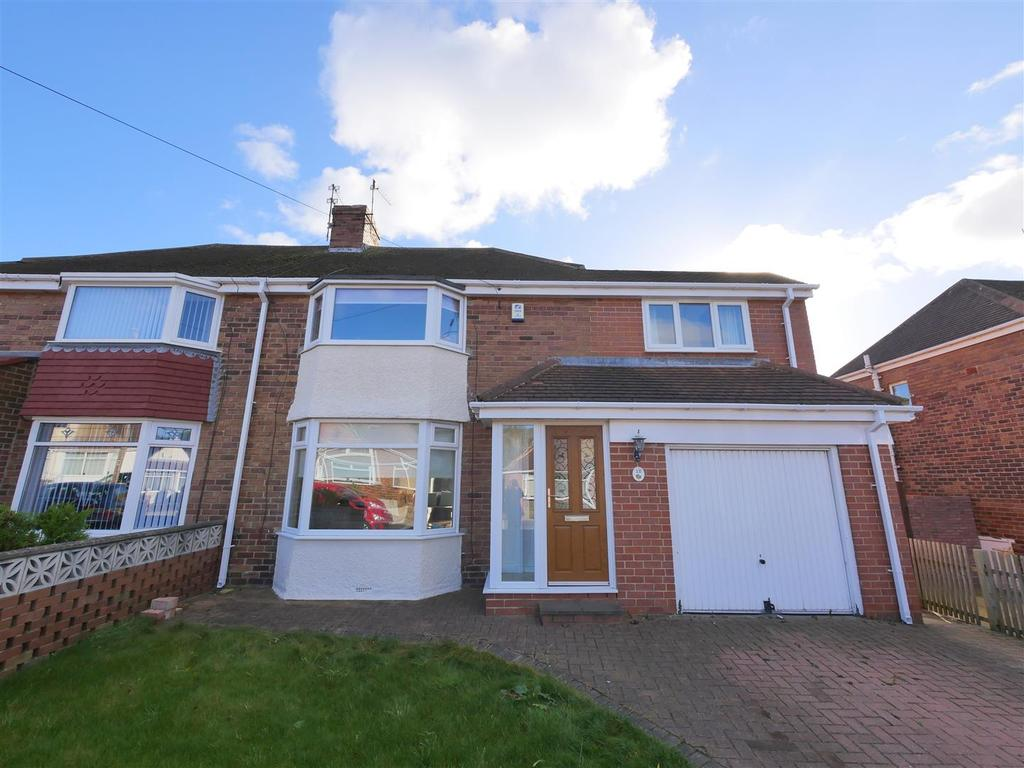 3 Bedrooms Semi Detached House for sale in Irene Avenue, Sunderland
