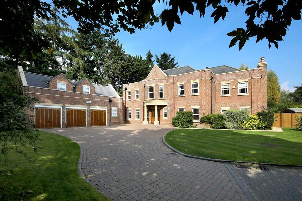 7 Bedrooms Detached House for sale in Stoneyfield, Gerrards Cross, Buckinghamshire, SL9