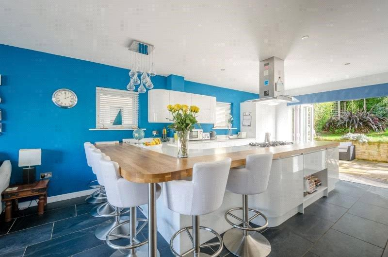 4 Bedrooms Detached House for sale in Charlcombe Rise, Portishead, Bristol, North Somerset, BS20