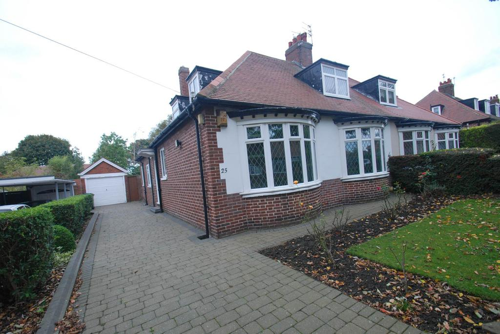 3 Bedrooms Bungalow for sale in Sunniside Drive, South Shields