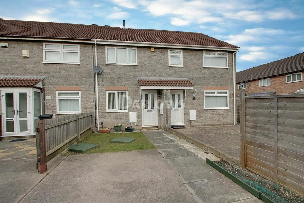 2 Bedrooms Terraced House for sale in Horwood Close, Splott, Cardiff