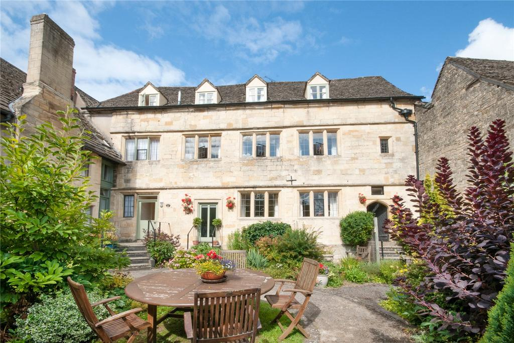 4 Bedrooms Terraced House for sale in The George, High Street, Winchcombe, Cheltenham, GL54