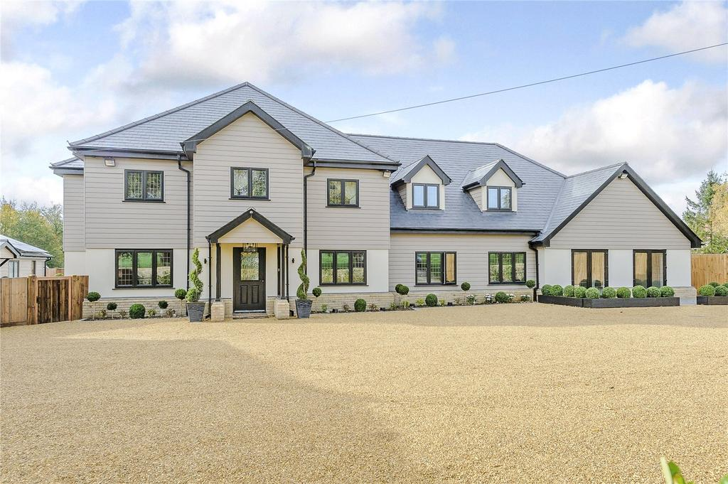 6 Bedrooms Detached House for sale in Woodside Green, Great Hallingbury, Bishop's Stortford, Hertfordshire, CM22
