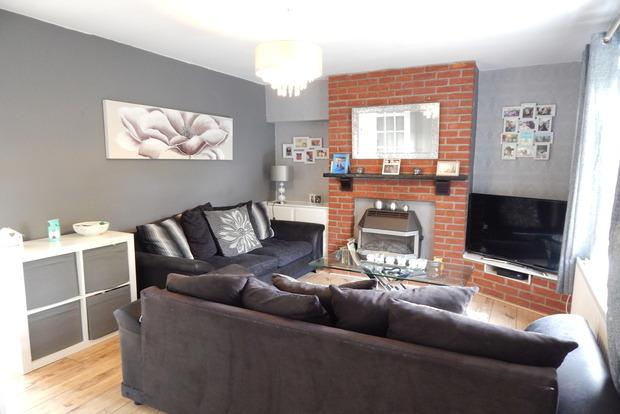 2 Bedrooms End Of Terrace House for sale in Holcombe Close, Aspley, Nottingham, NG8