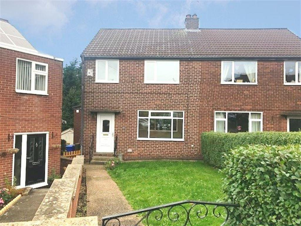 3 Bedrooms Semi Detached House for rent in Beauchief Close, Deepcar