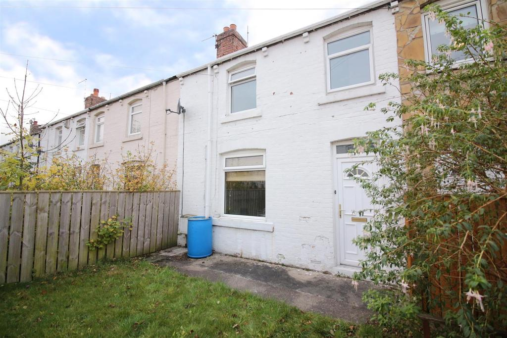 2 Bedrooms Terraced House for sale in Chapel Place, Seaton Burn, Newcastle