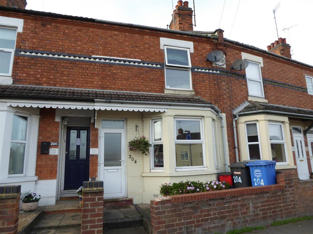 3 Bedrooms Terraced House for sale in High Street, Burton Latimer, Kettering
