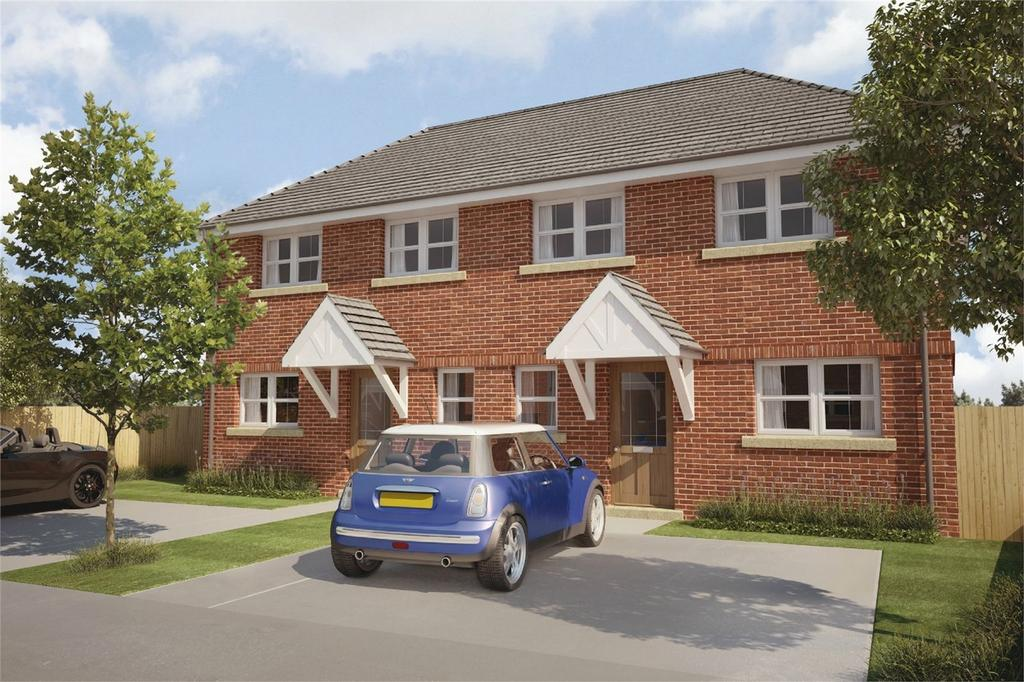 4 Bedrooms Semi Detached House for sale in Stokes Avenue, Poole, Dorset