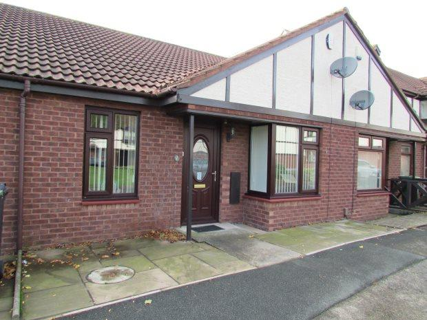 2 Bedrooms Terraced Bungalow for sale in THE SYCAMORES, BROOKE ESTATE, HARTLEPOOL