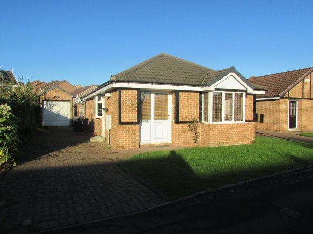 2 Bedrooms Detached Bungalow for sale in BRIMSTON CLOSE, NAISBERRY PARK, HARTLEPOOL