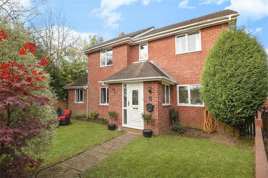 4 Bedrooms Detached House for sale in Dale Green, Chandler's Ford, Hampshire
