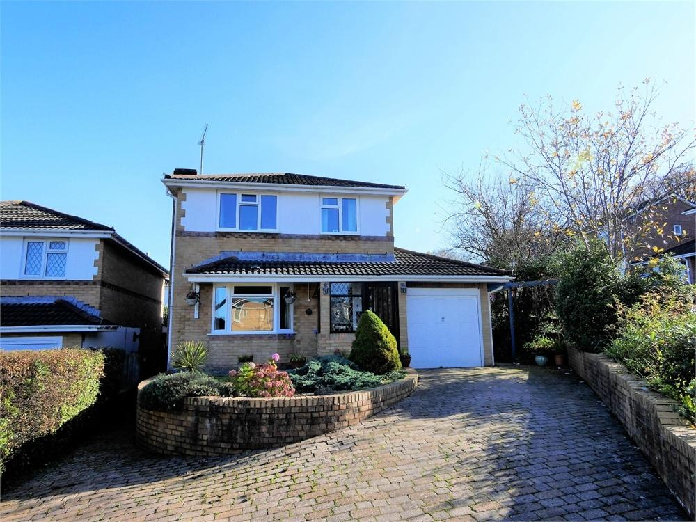 4 Bedrooms Detached House for sale in Spencer Drive, Llandough