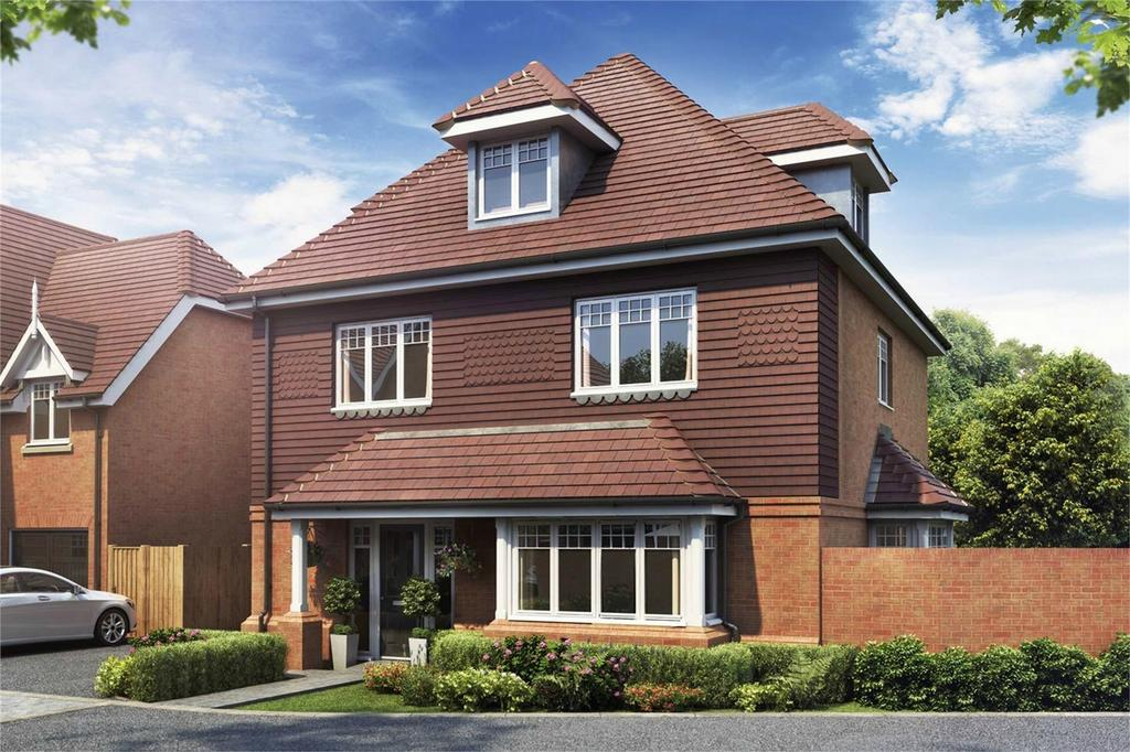 4 Bedrooms Detached House for sale in Epsom Road, Guildford, Surrey