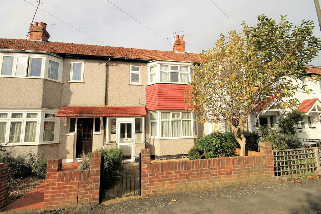 3 Bedrooms Terraced House for sale in Tennyson Avenue, New Malden