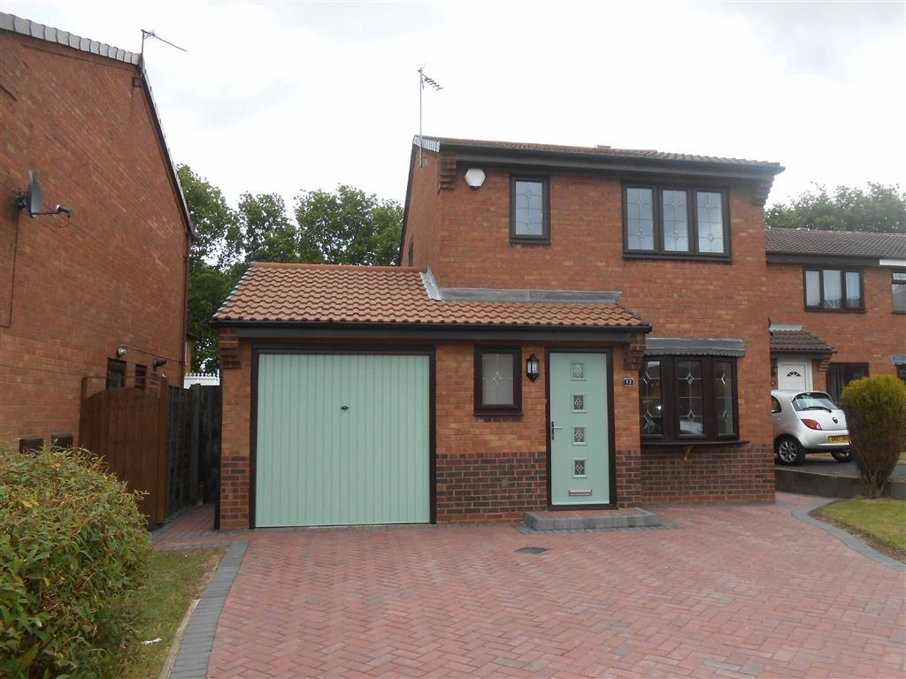 3 Bedrooms Detached House for sale in Woodbridge Close, Bloxwich, Walsall
