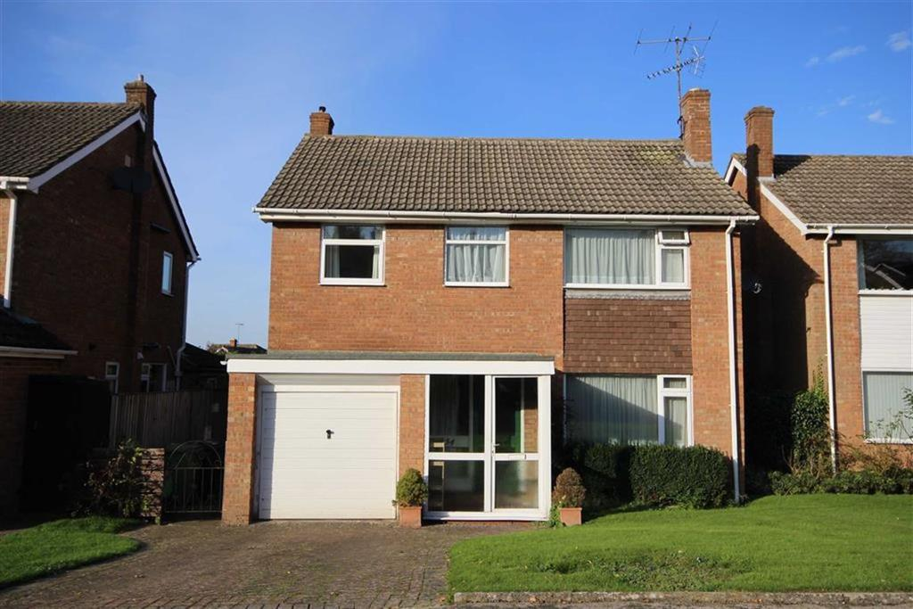 4 Bedrooms Detached House for sale in Collum End Rise, Leckhampton, Cheltenham, GL53