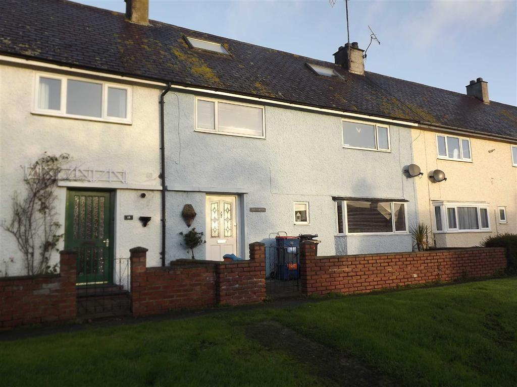 4 Bedrooms Terraced House for sale in Brynteg, Beaumaris, Anglesey