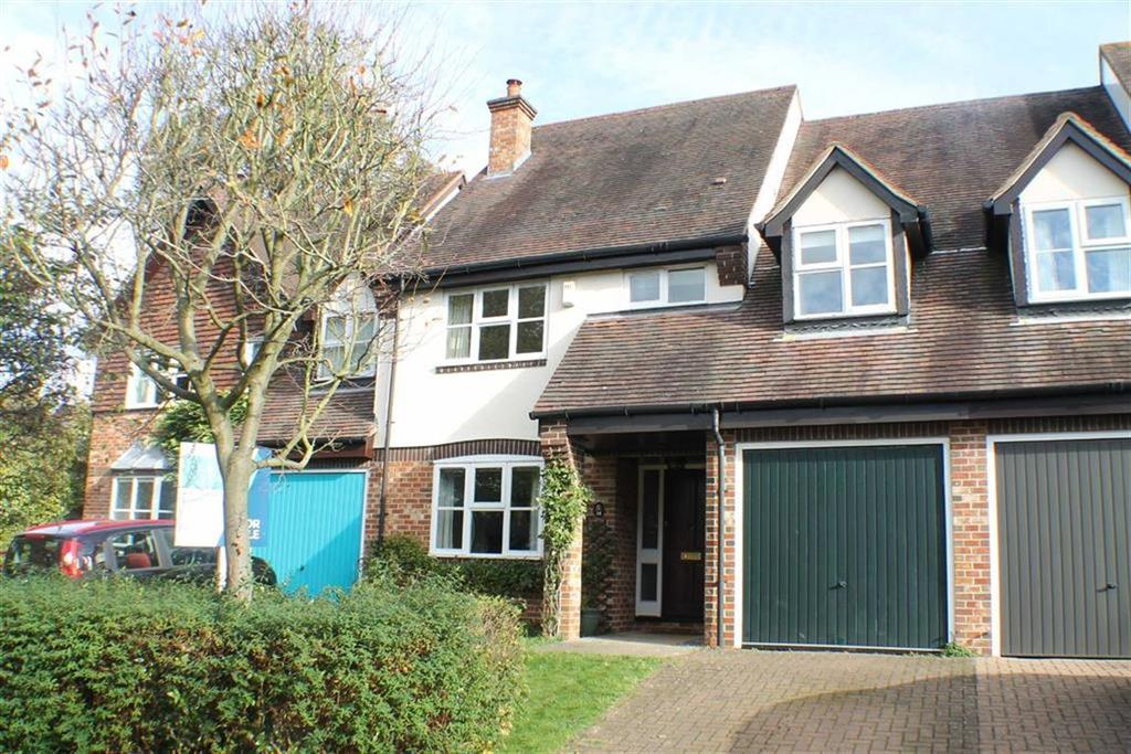 3 Bedrooms Terraced House for sale in Hitherfield Lane, Harpenden, Hertfordshire