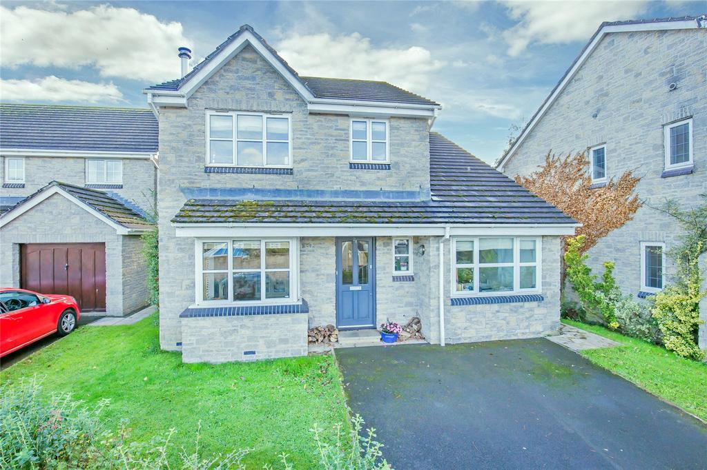 5 Bedrooms Detached House for sale in Gidleys Meadow, Dartington, Totnes, Devon, TQ9