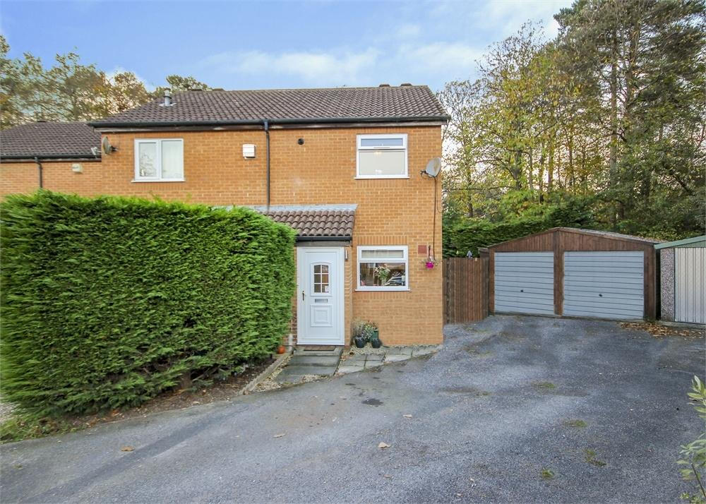 2 Bedrooms End Of Terrace House for sale in Frensham, Crown Wood, Bracknell, Berkshire