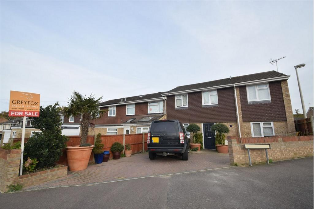 5 Bedrooms End Of Terrace House for sale in Courtfield Avenue, Lordswood, Kent