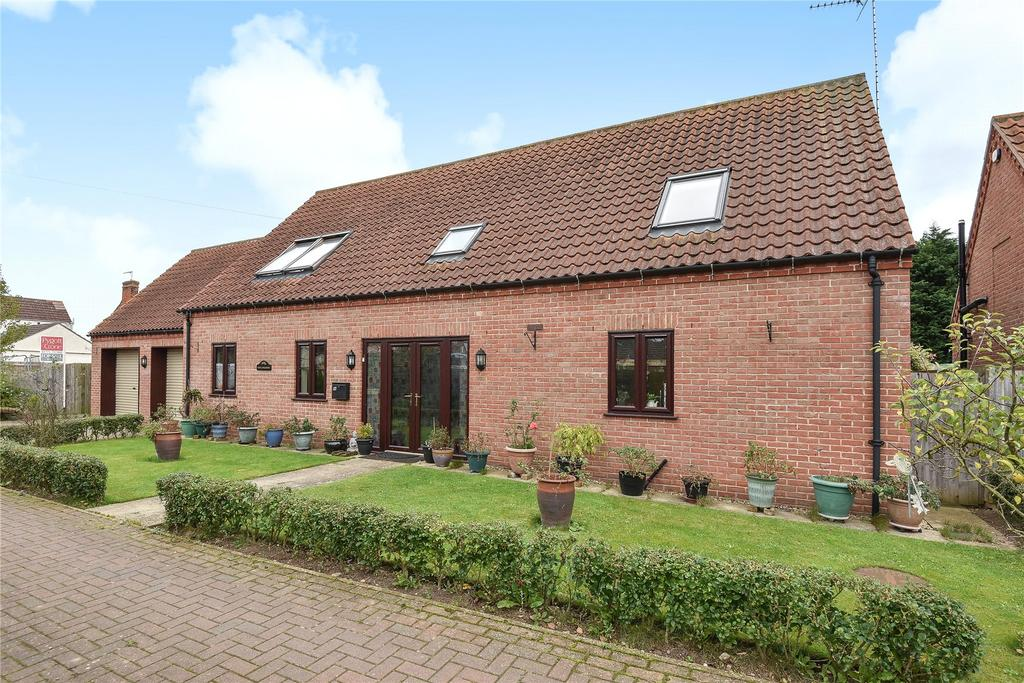 4 Bedrooms Detached Bungalow for sale in Fleet Street, Holbeach, PE12