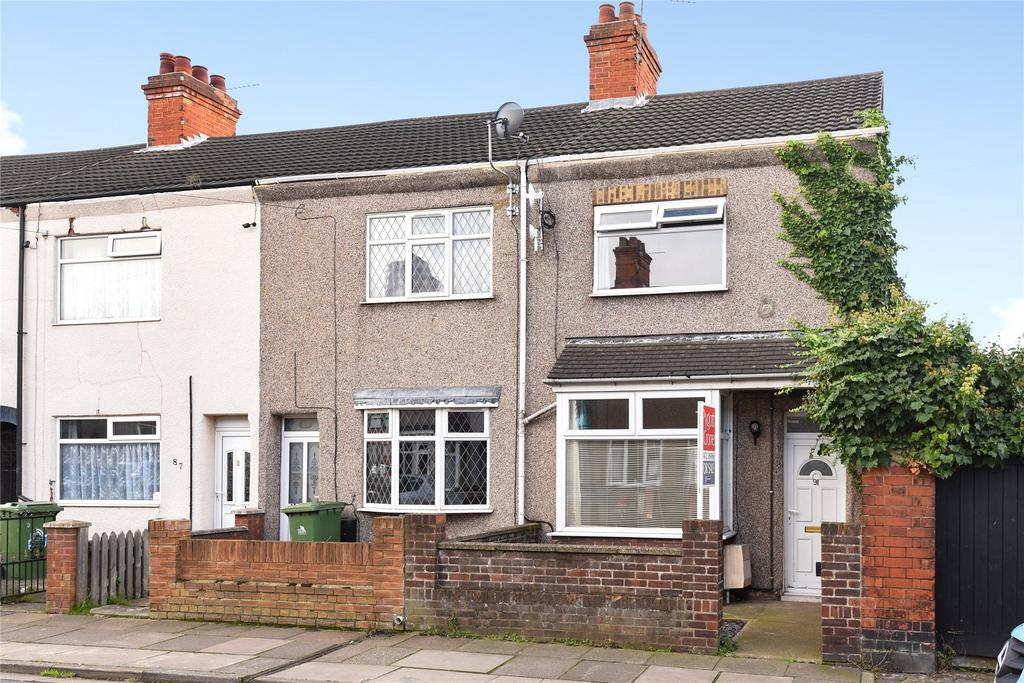2 Bedrooms Terraced House for sale in Barcroft Street, Cleethorpes, DN35