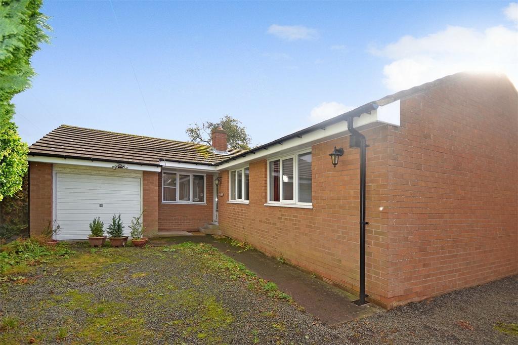 3 Bedrooms Detached Bungalow for sale in 4 Glebelands, Alnwick