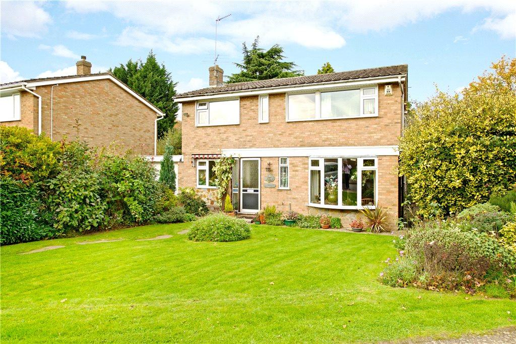 4 Bedrooms Detached House for sale in Howard Lane, Boughton, Northamptonshire