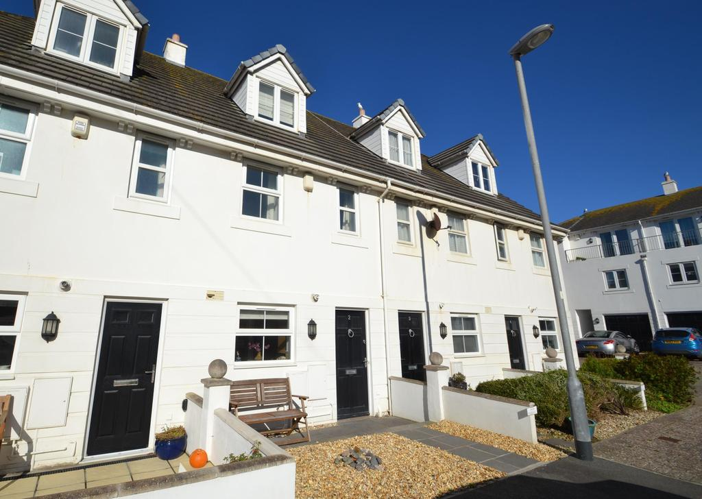 3 Bedrooms Terraced House for sale in Nelson Mews, Westward Ho!