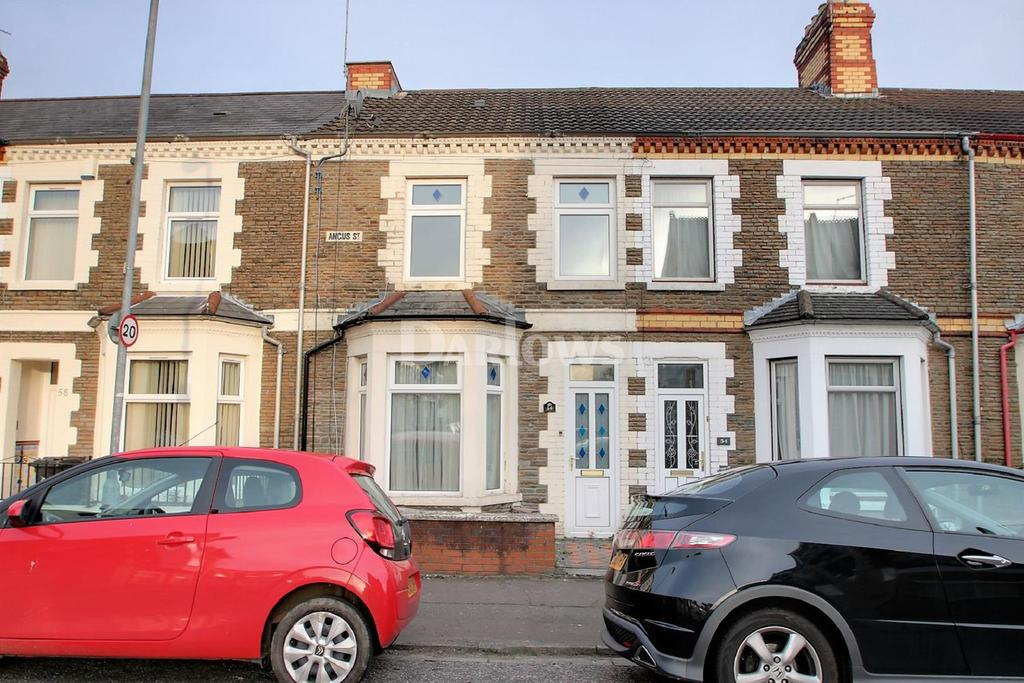 3 Bedrooms Terraced House for sale in Angus Street, Roath, Cardiff
