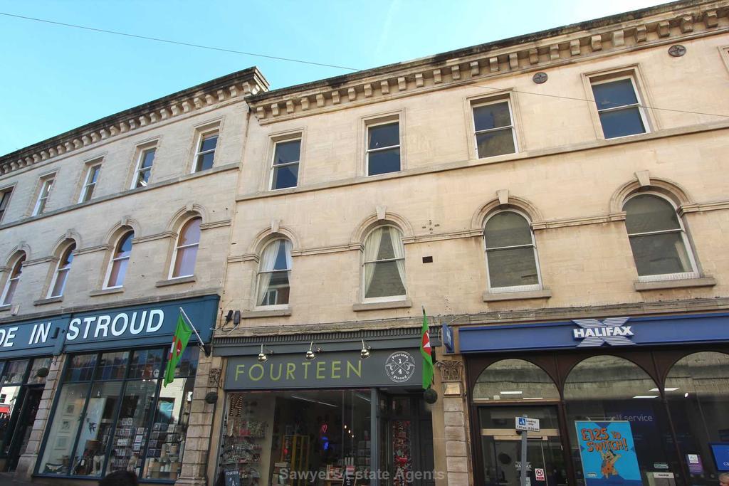 2 Bedrooms Apartment Flat for sale in Kendrick Street, Stroud