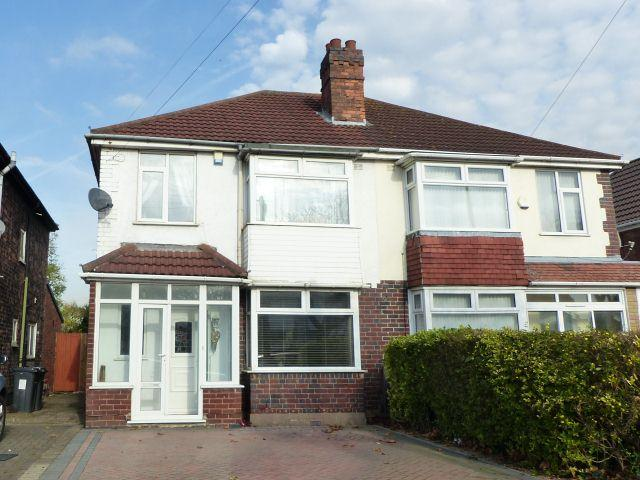 3 Bedrooms Semi Detached House for sale in Kingsbury Road,Erdington,Birmingham