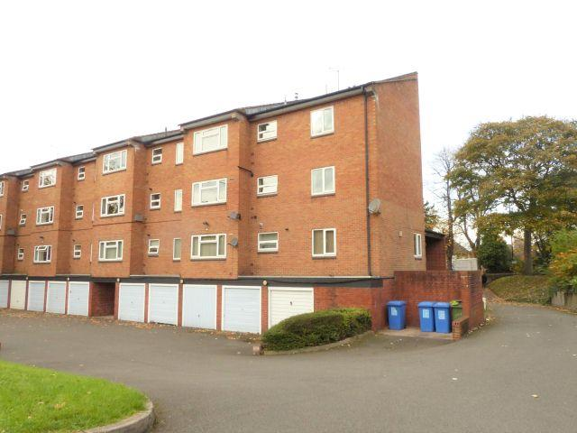2 Bedrooms Flat for sale in 2 Kingsbury Road,New Church Gardens,Erdington