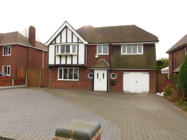 5 Bedrooms Detached House for sale in Sutton Road,Walsall,West Midlands