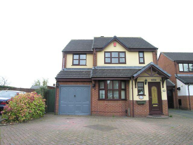 3 Bedrooms Detached House for sale in Old Oak Close,Aldridge,Walsall