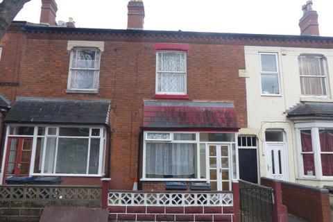 3 bedroom terraced house for sale - Albert Road,Handsworth Road,Birmingham