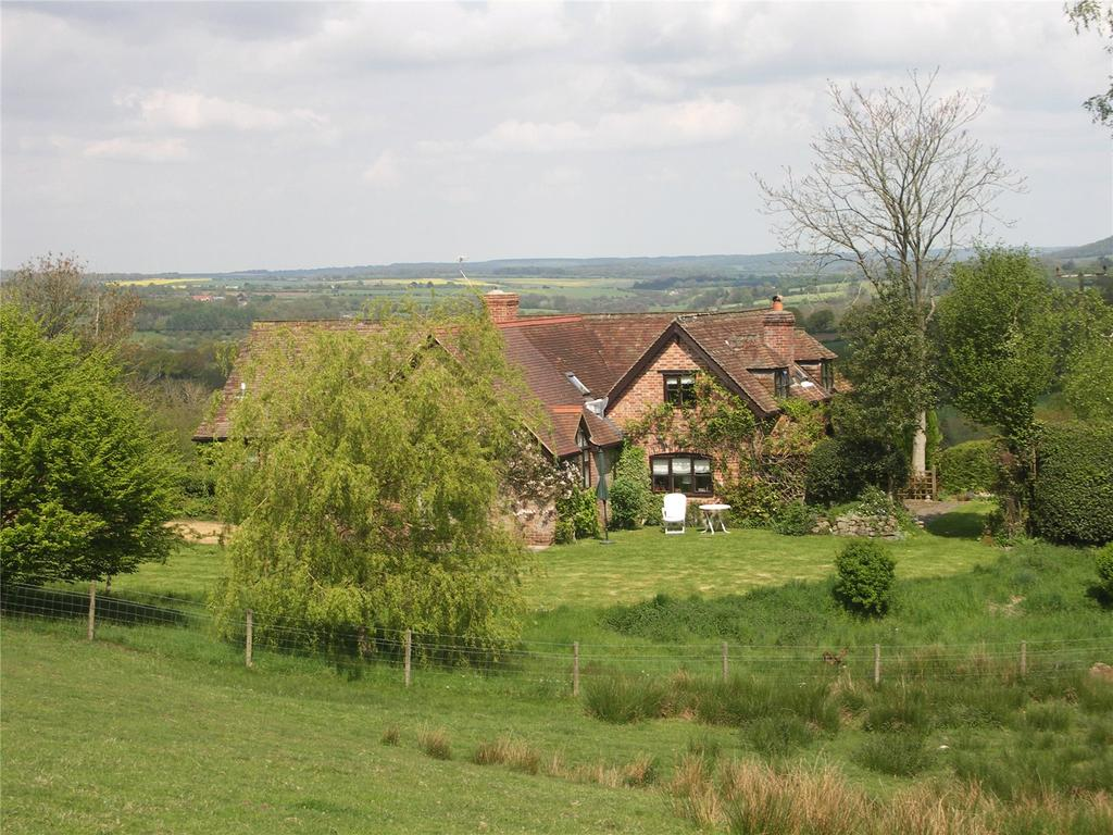4 Bedrooms Detached House for sale in Gutch Common, Shaftesbury, Wiltshire, SP7
