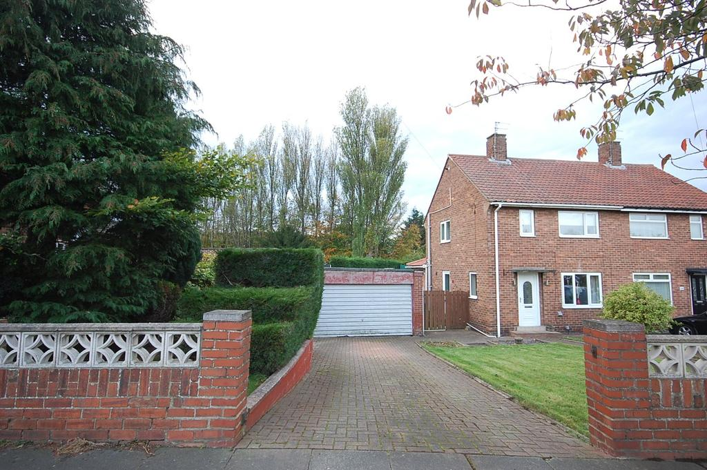 2 Bedrooms Semi Detached House for sale in Lobley Hill