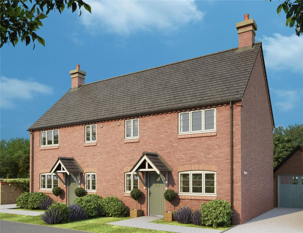 3 Bedrooms House for sale in Ash Gardens, Burcote Park, Wood Burcote, Northamptonshire, NN12