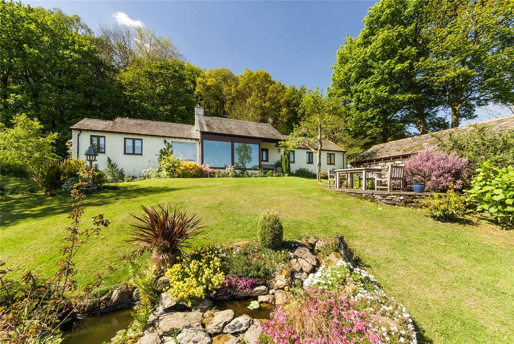 4 Bedrooms Detached House for sale in Under Loughrigg Lane, Ambleside, Cumbria