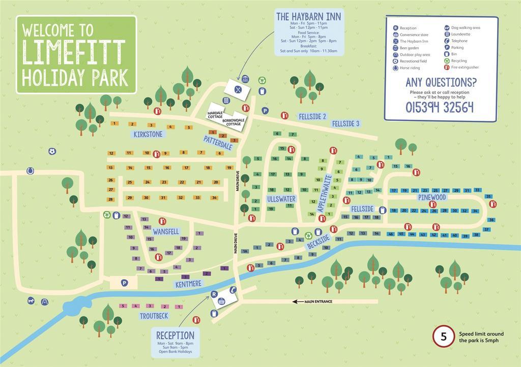 Applethwaite Limefitt Park Patterdale Road Windermere